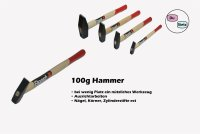Schlosserhammer 100g