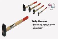 Schlosserhammer 500g