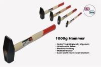 Schlosserhammer 1000g