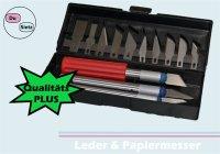 Leder & Papierschneider
