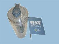 Day Trinkflasche mit infusor  Blau